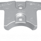 Bravo Mercruiser Zinc E-Plate Anode