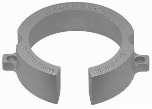 M-806188 Mercury Bravo Carrier Ring Anode