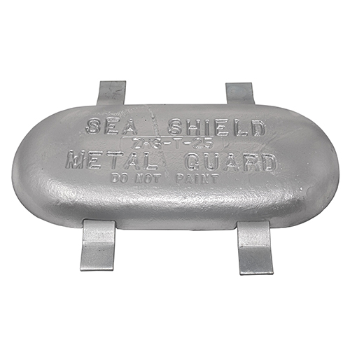 ZHS-T-25 weld on commercial hull anode