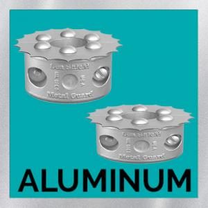 Aluminum SALCA Line Cutter Anode