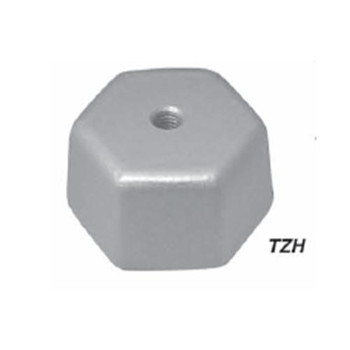 TZH crab pot hexagon anode zinc