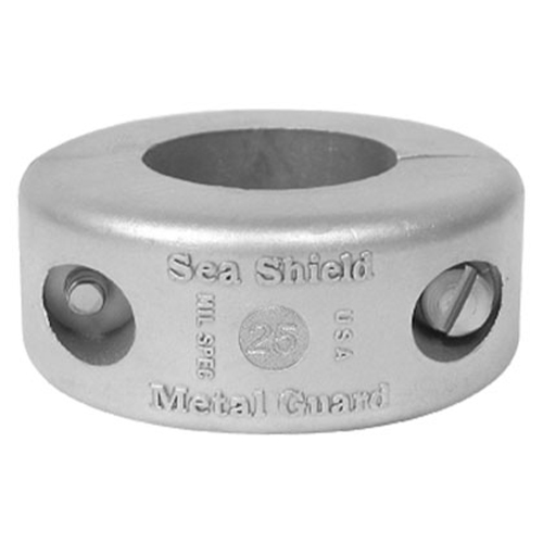 metric limited clearance donut collar anodes